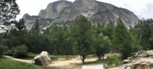 photo of Yosemite mountain taken by Pastor Eula